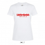 "Locomondo Bandshirt ""ODYSSEIA"" Women, white"
