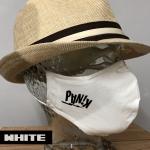 """Premium Baumwoll-Stoffmaske """"PANIK"""""""