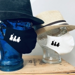 """Premium Baumwoll-Stoffmaske """"STERNSINGER"""""""