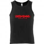 "Locomondo Tank Top ""ODYSSEIA"" Men, schwarz"