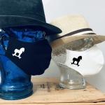 "Premium Baumwoll-Stoffmaske ""TROYAN HORSE"""