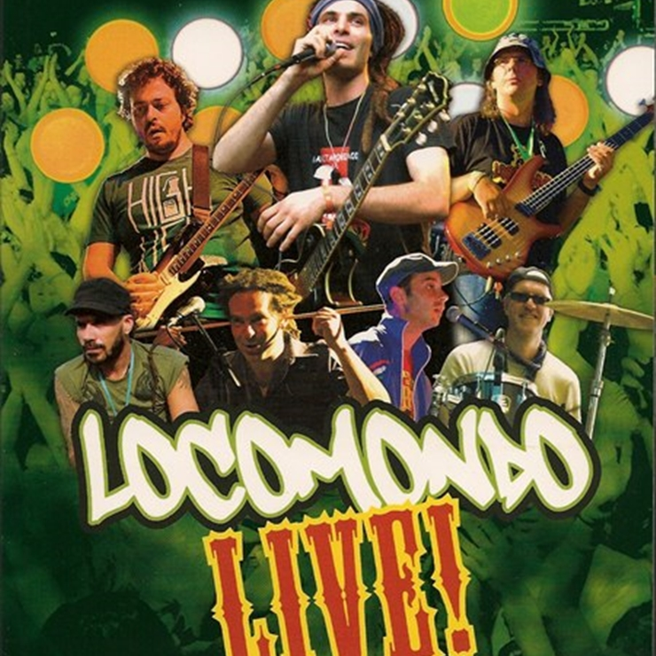 "Locomondo Live ""Double-CD"" (2009)"