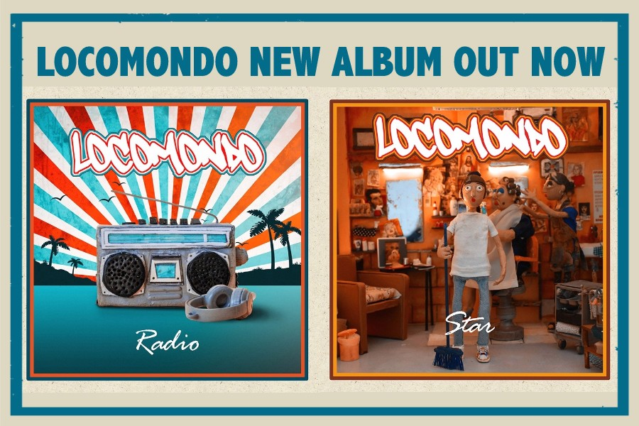 NEW Album - Locomondo Radio